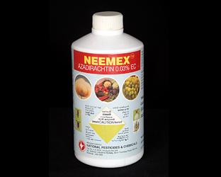 Neemex Neem Based Pesticide